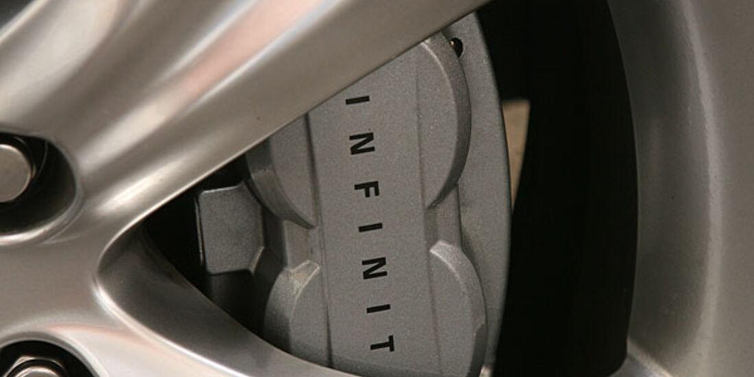 Infiniti FX37 GT
