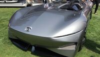 Infiniti Prototype 10 Conceptcar Pebble Beach 2018