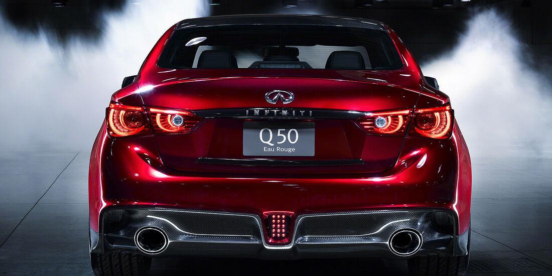 Infiniti Q50 Eau Rouge
