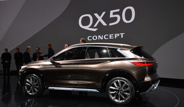 Infiniti QX50