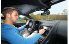 Infotainment-Bedienung, Jaguar F-Type