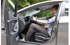 Innenraum-Check Hyundai i30, Sitzposition