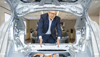 Interview mit I-Pace-Entwickler Wolfgang Ziebart, Wolfgang Ziebart