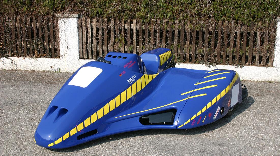 Ireson Yamaha F2