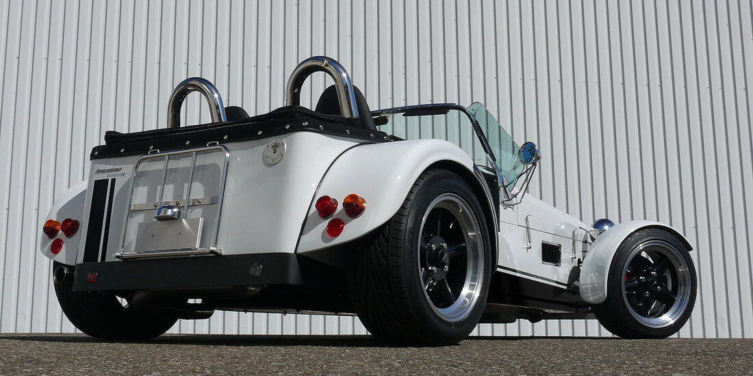 Irmscher Roadster Turbo Sondermodell