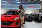 Isuzu Bangkok Motorshow Messegirls Girls