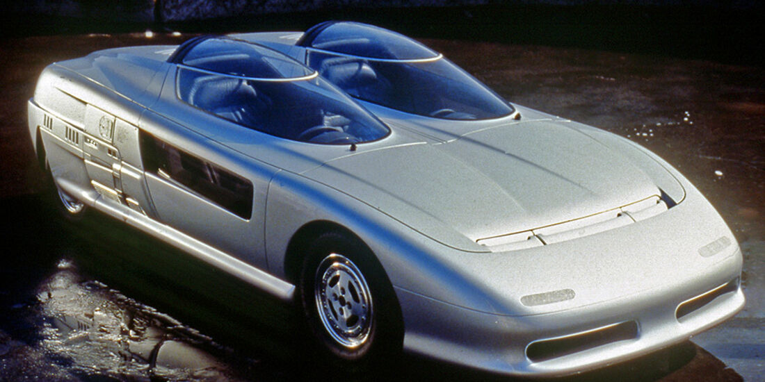 Italdesign Giugiaro Concept Car Aztec