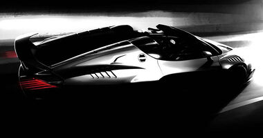Italdesign Zerouno Roadster Teaser