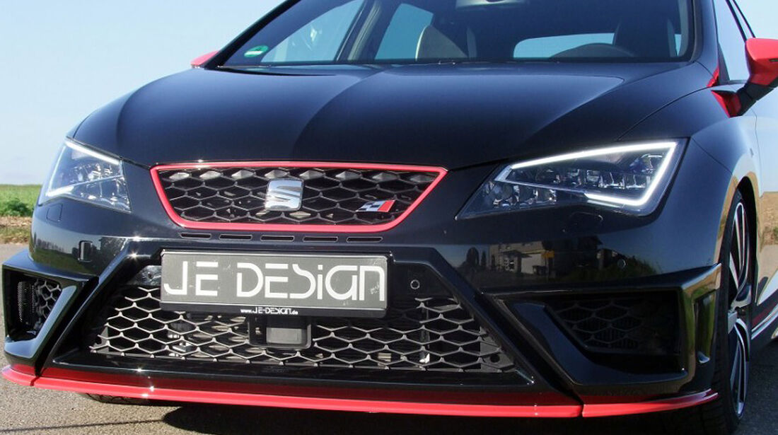 JE Design Seat Leon ST Street Race