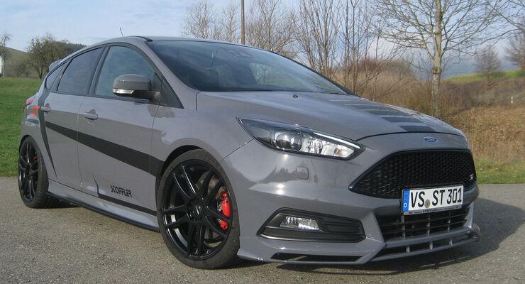 JMS Fahrzeugteile Body-Kit für Ford Focus 3 ST