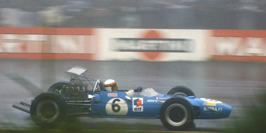 Jackie Stewart GP Deutschland 1968