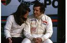 Jacky & Catherine Ickx 1976