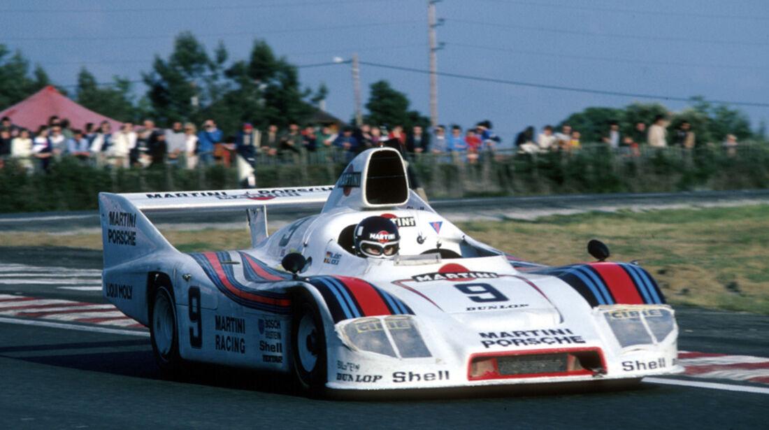Jacky Ickx 1980 Porsche 908 Turbo