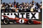 Jacky Ickx - Ferrari 312B2 - Silverstone 1971