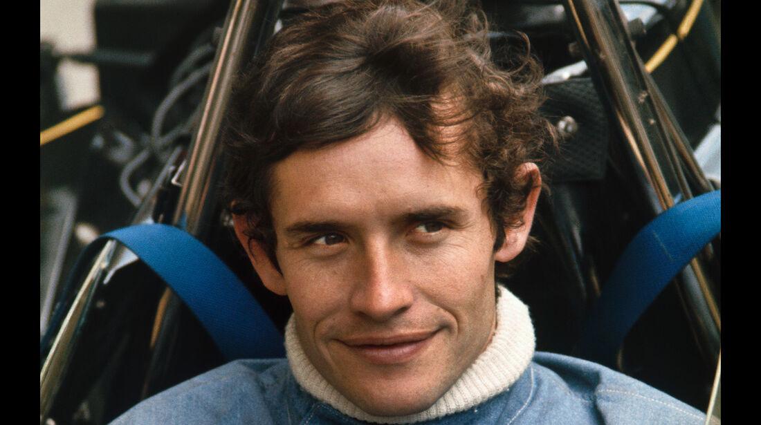 Jacky Ickx - GP Belgien 1974