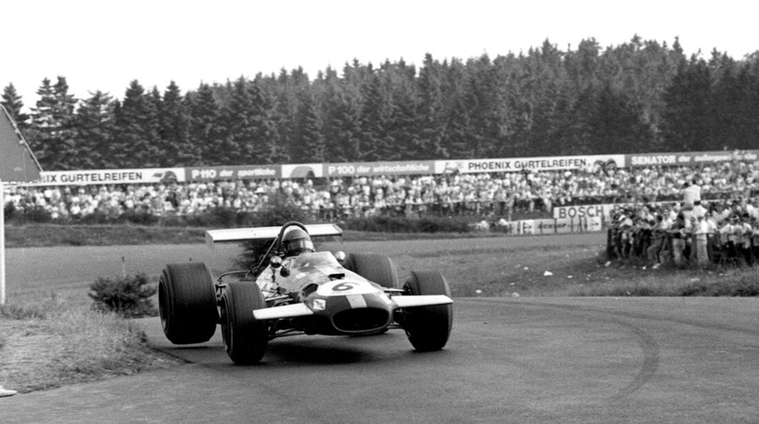 Jacky Ickx GP Deutschland 1968