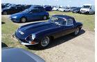 Jaguar E-Type 4.2 - Carspotting - 24h Le Mans 2018