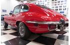Jaguar E-Type - Nelson Piquet - Autosammlung