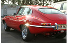 Jaguar E-Type S1 FHC, 1962