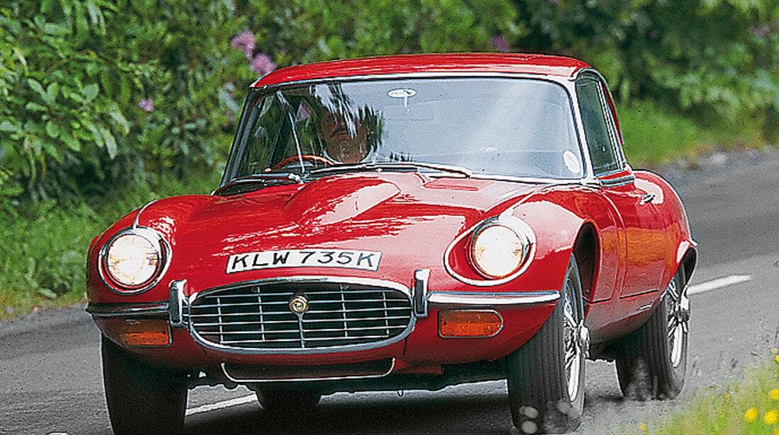 Jaguar E-Type V12 1971