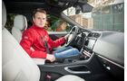Jaguar F-Pace Sitzprobe