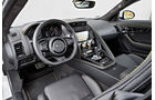 Jaguar F-Type 400 Sport, Interieur