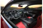 Jaguar F-Type Coupé, Cockpit, Innenraum, Lenkrad