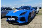 Jaguar F-Type SVR - Carspotting - 24h Le Mans 2018