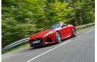 Jaguar F-Type SVR, Exterieur