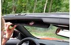 Jaguar F-Type, Sonnenblende