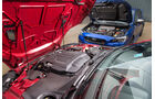 Jaguar F-Type, Subaru WRX STi, Motor