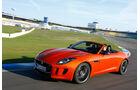 Jaguar F-Type V6 S, Seitenansicht