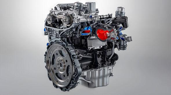 Jaguar F-Type Vierzylinder