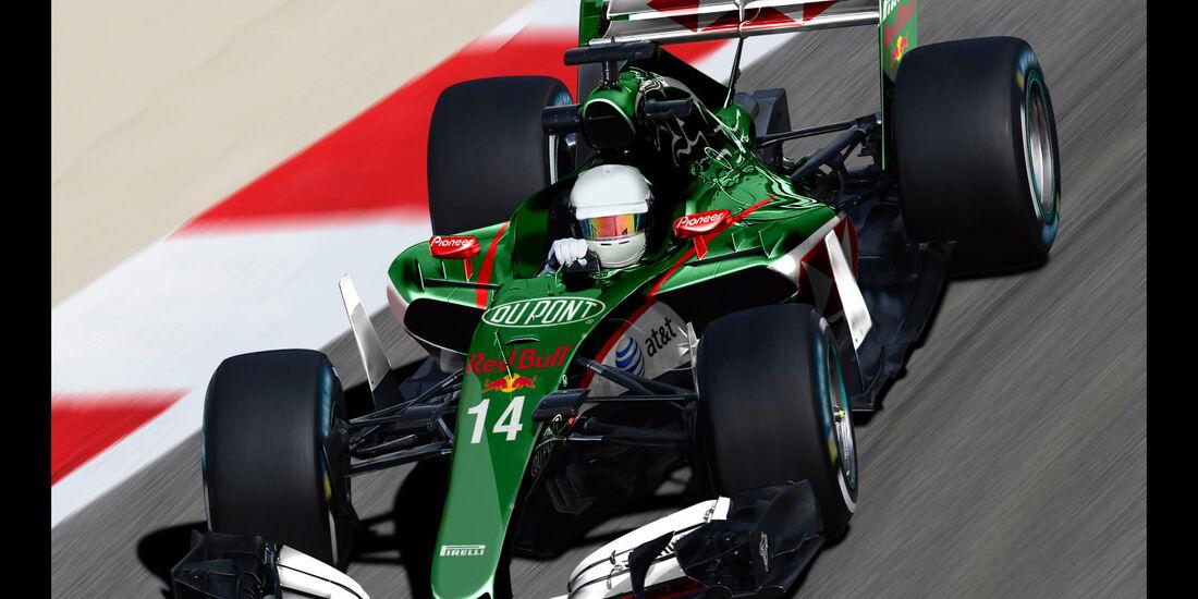 Jaguar - Formel 1 2017 - Designs - Sean Bull