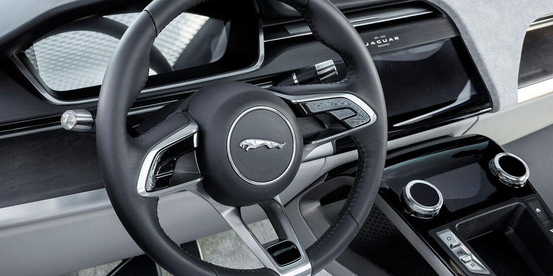 Jaguar I-Pace Concept Fahrbericht Bernd Stegemann