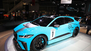 Jaguar I-Pace eTrophy IAA 2017