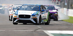 Jaguar I-Pace etrophy - Mexiko - 2019