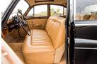 Jaguar Mark IX, Fahrersitz