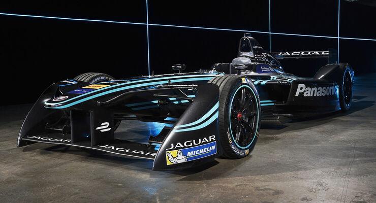 Jaguar Racing - Formel E - 2016