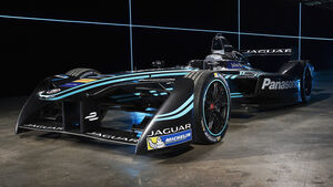 Jaguar Racing - Formel E - 2016
