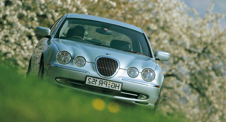 jaguar s-type 3.0 v6 automatik im test - auto motor und sport