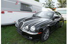 Jaguar S-Type, Frontansicht