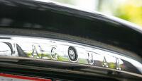 Jaguar S-Type V8, Frontansicht