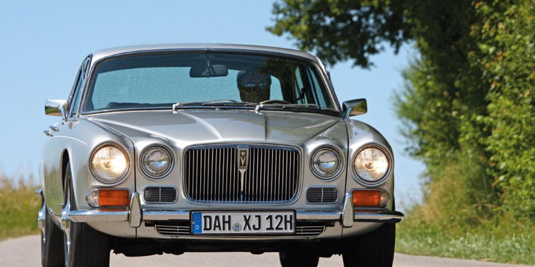Jaguar V12, Baujahr 1973