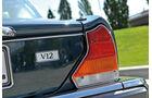 Jaguar  V12, Heckleuchte, Typenbezeichnung