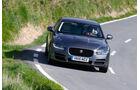 Jaguar XE 25t, Frontansicht