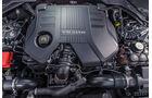 Jaguar XF 30d, Motor