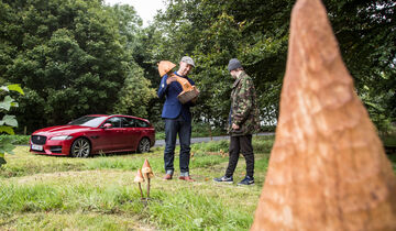 Jaguar XF Sportbrake Impression UK
