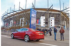 Jaguar XFR, Hamburg