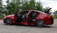 Jaguar XFR, Innenraum